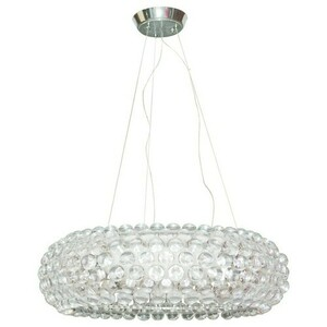 Chandelier Omega Megapolis 1 Chrome - 325013201 small 0