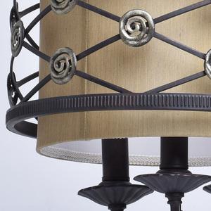Hanging lamp Magdalena Country 3 Brown - 382 016 103 small 2