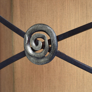 Hanging lamp Magdalena Country 3 Brown - 382 016 103 small 9