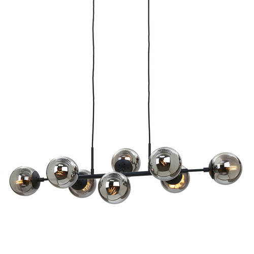 Monter's Black Hanging Lamp