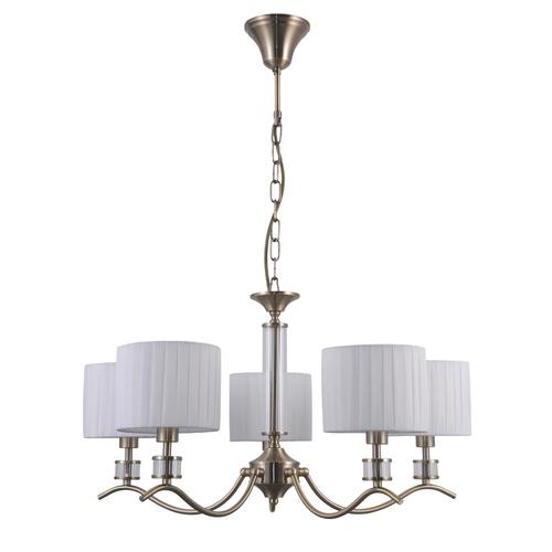 Classic Hanging Lamp Ferlena E14 5-bulb