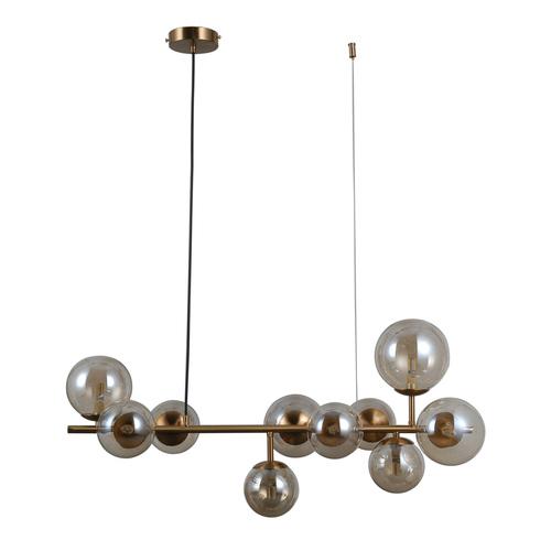Modern Hanging Lamp Frontera G9 10-point