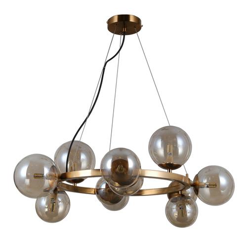 Montora G9 Honey Pendant Lamp, 11-bulb