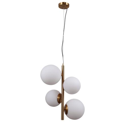 Modern Hanging Lamp Riga E27 2-bulb