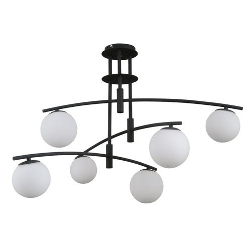 Modern Hanging Lamp Senai G9 6-bulb