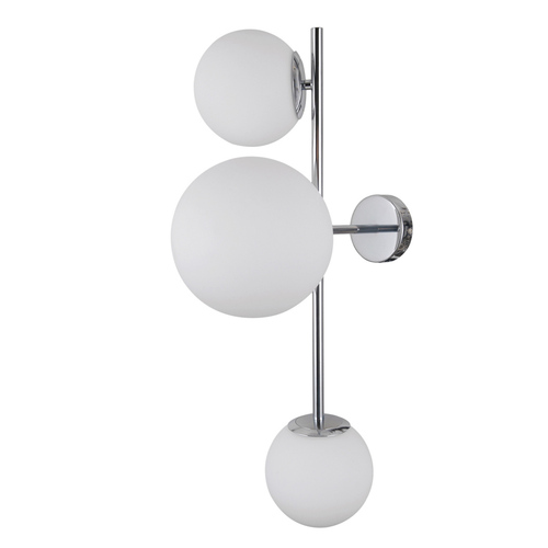 Modern wall lamp Vailante E27 3-bulb