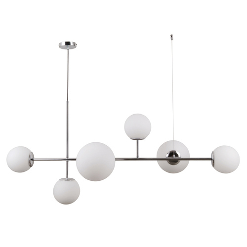 Modern Hanging Lamp Vailante E27 6-bulb