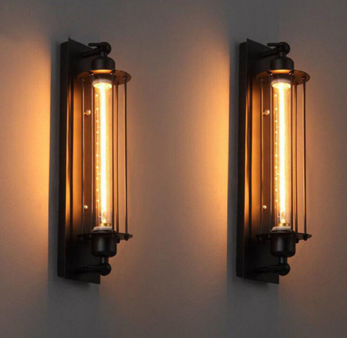 Retro Loft Abigali wall lamp