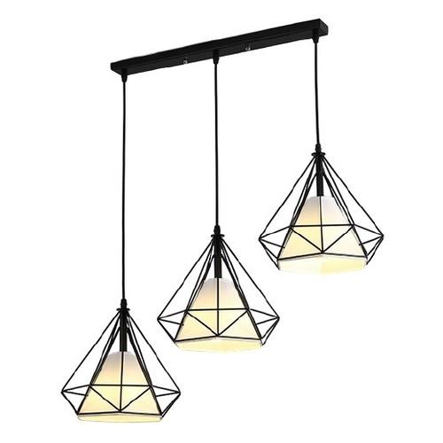 Hanging lamp Diament Abigali Diamond III L