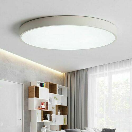Round white LED ceiling lamp Abigali 300 * 50mm 20W 3000K