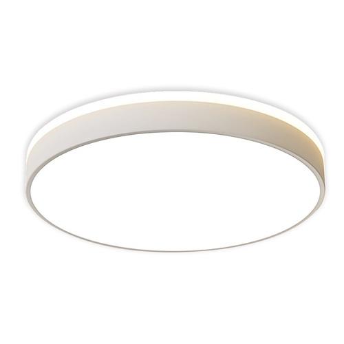 Round white LED ceiling lamp Abigali 600 * 65mm 60W 3000K