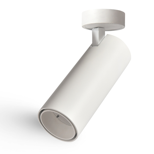 White Abigali Posh Cree COB 12W 3000K CRI80 36 ° ceiling lamp