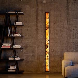 Wall lamp Abigali 6611 Marble Stone 606R 28W 3000K small 0