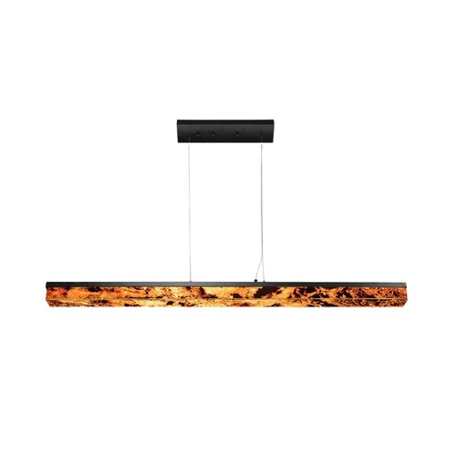 Hanging lamp Abigali 6602 Marble Stone 606R 30W 3000K