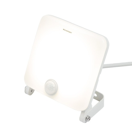 Blaupunkt LED floodlight Strongbeam 30W IP65 with PIR motion and twilight sensor, natural color