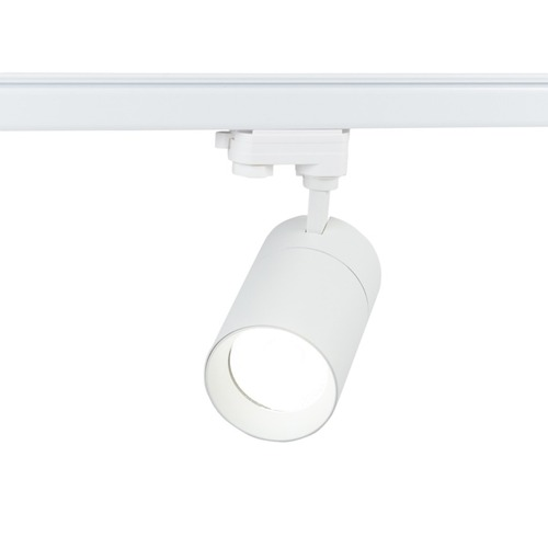Blaupunkt LED spotlight 3-phase Vision 30W white with a light color switch