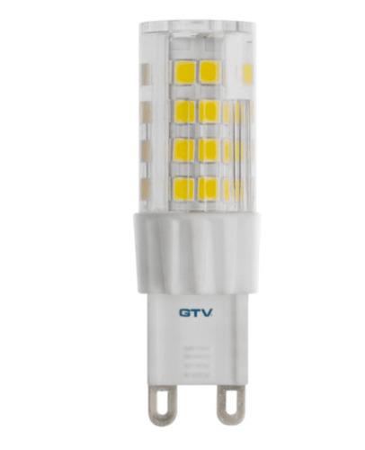 GTV LED G9 5W 3000K bulb