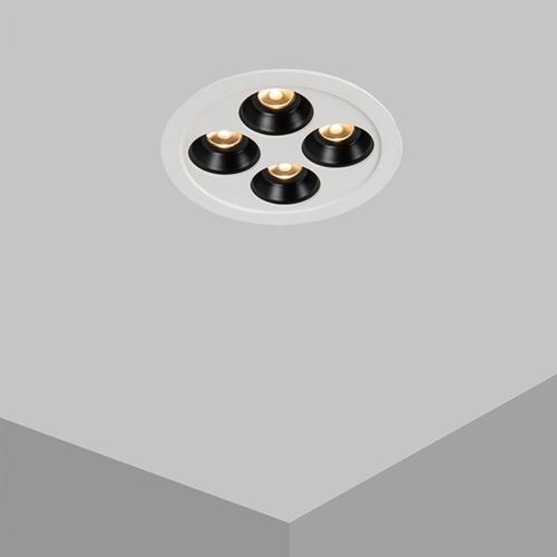 Recessed ceiling lamp DROP RD4