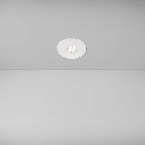 Recessed ceiling lamp PIKS