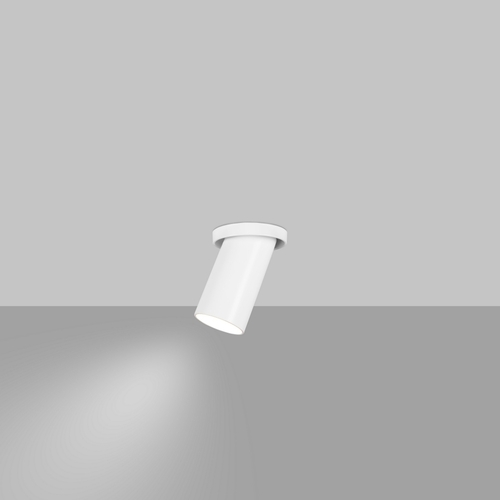 HED RD2 recessed ceiling lamp