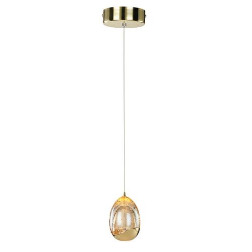 Huelto LED Gold Pendant Lamp