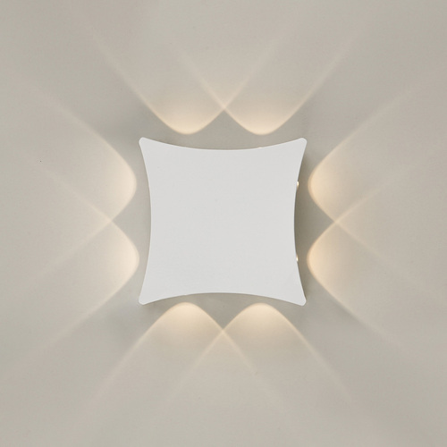 Modern outdoor wall lamp Pensa LED