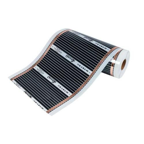 Greenie Heat infrared heating film 220W / m2 (heating mat) 1 meter