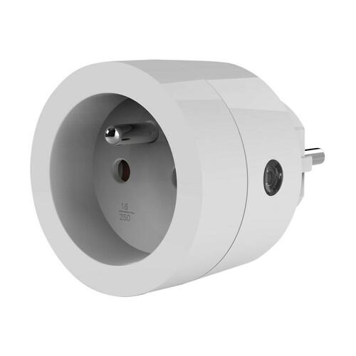 Tuya Smart Wi Fi plug Single 10 A Ip20