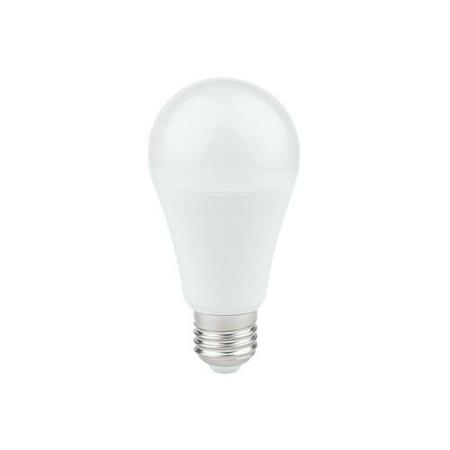 Led bulb 15 W E27 A60. Color: Neutral
