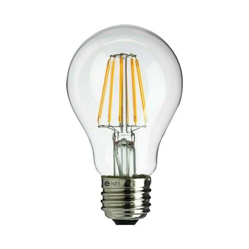 10W LED Filament Bulb A60 E27 4000K