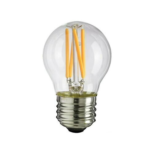 6W LED Filament Bulb G45 E27 4000K