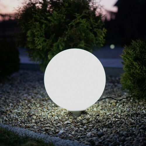 White Garden Ball Fi30 9 W Rgb IP44