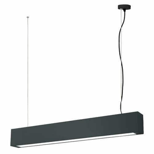 Ibros hanging black medium 18W 3000K IP20