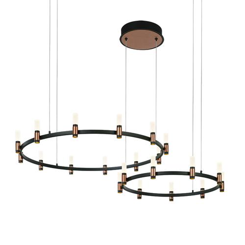 Black Alamo Hanging Lamp