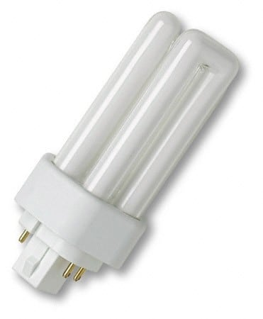 GX24d-3 26W / 830 DULUX T Plus Compact Osram Compact Fluorescent Lamp