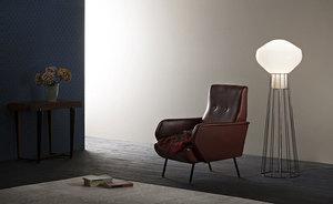 Table lamp Fabbian AEROSTAT F27 B01 24 small 1