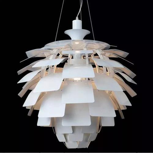 ARCHI pendant lamp white 48 cm