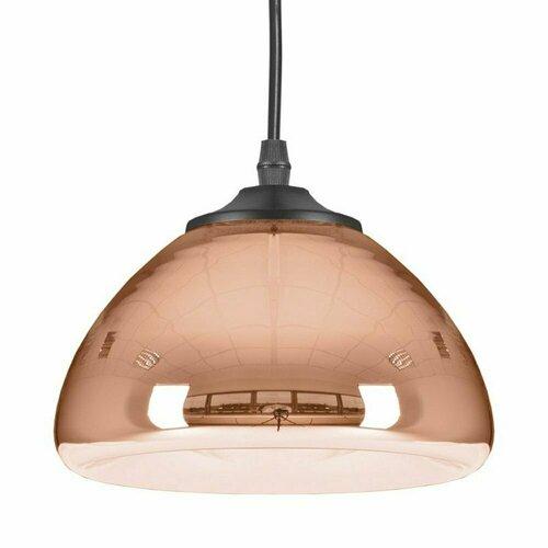 Pendant lamp VICTORY GLOW S copper 17 cm