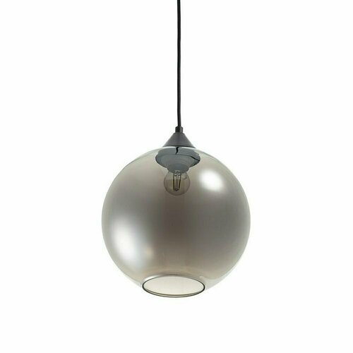 Hanging lamp LOVE BOMB gray 25 cm