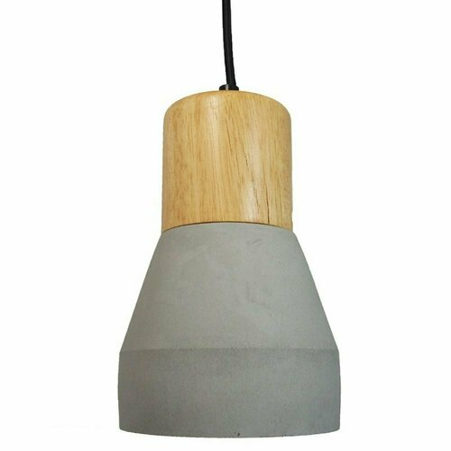 Hanging lamp CONCRETE gray concrete 12 cm