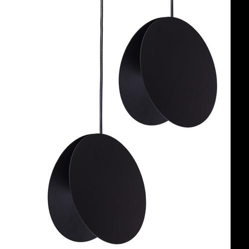 Hanging lamp PILLS S black 23 cm