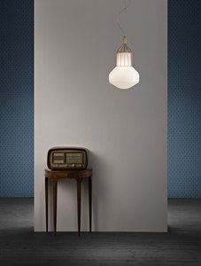 Hanging lamp Fabbian AEROSTAT F27 A11 41 small 5
