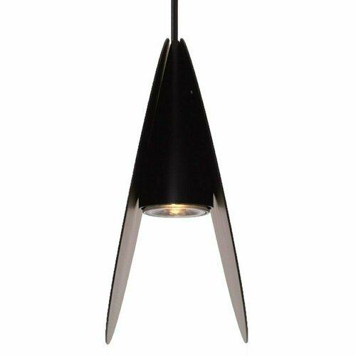 Hanging lamp PILLS L, black, 33 cm