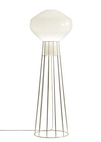 Lampa podłogowa Fabbian Aérostat F27 13W 43cm - naturalny - F27 C03 19