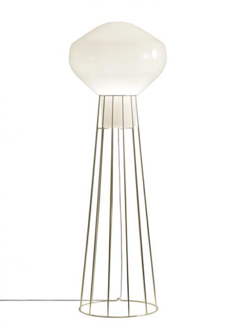 Floor lamp Fabbian AEROSTAT F27C0319