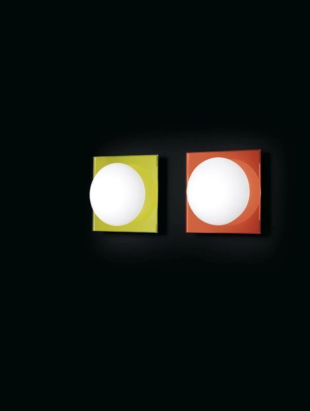 Wall Sconce Murano Due (Leucos) Mini Gio White 40W G9