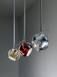 Hanging lamp FABBIAN Beluga Blue D57A1131 small 11
