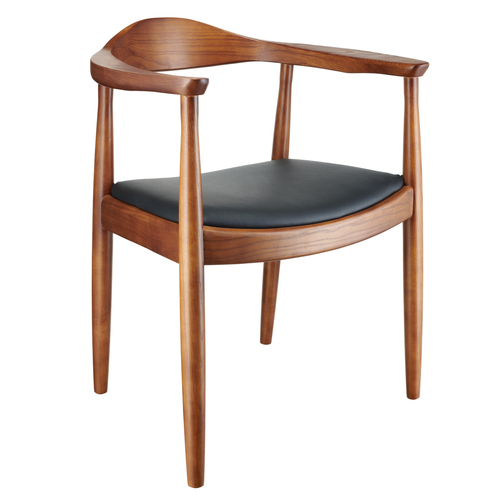 Ash KING chair with armrests