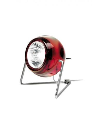 Table lamp Fabbian BELUGA D57B0303 Red