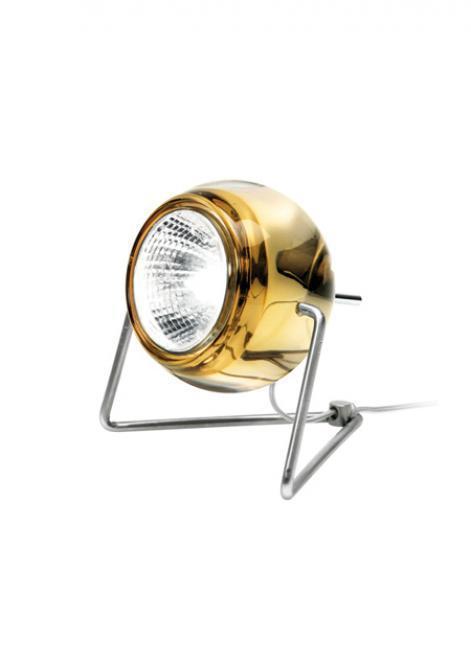 Table lamp Fabbian BELUGA D57B0304 Yellow